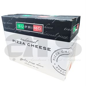 PIZZA CHEESE - SUPRIMO 80/20 [6 X 2Kg]