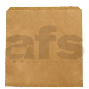 "BROWN KRAFT BAGS 19"" X 21"" [500 PCS]"
