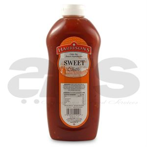 SWEET CHILLI SAUCE HARRISONS [970ML]