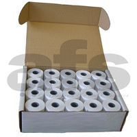CREDIT CARD THERMAL ROLLS 57x46 [20 PCS]