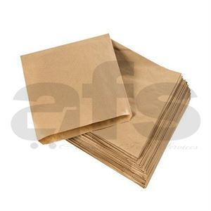 "BROWN BAGS 10"" X 10"" [1000 PCS]"