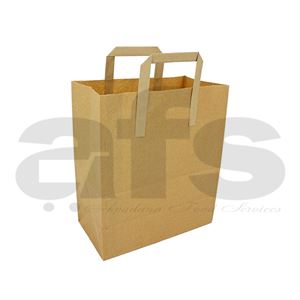 BROWN PAPER CARRIER MED [250 PCS]