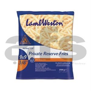 FRIES - LW PRIVATE RESERVE 9x9 [10kg] F64