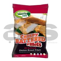 CHICKEN FILLET MEADOW VALE [20 X 120g] *H