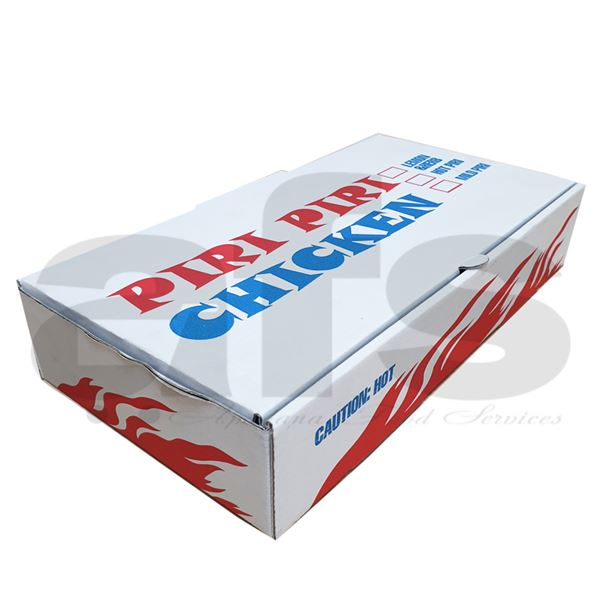 PIRI PIRI CHICKEN BOXES [100 PCS]