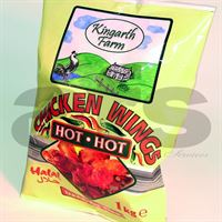 SPICY CHICKEN WINGS - KINGARTH [1Kg] *H