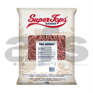 SHREDDED HAM SUPERTOPS [1Kg]