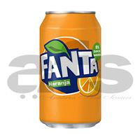 FANTA ORANGE CANS [24 X 330ml]