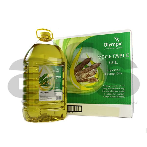 VEGETABLE OIL OLYMPIC [10L]