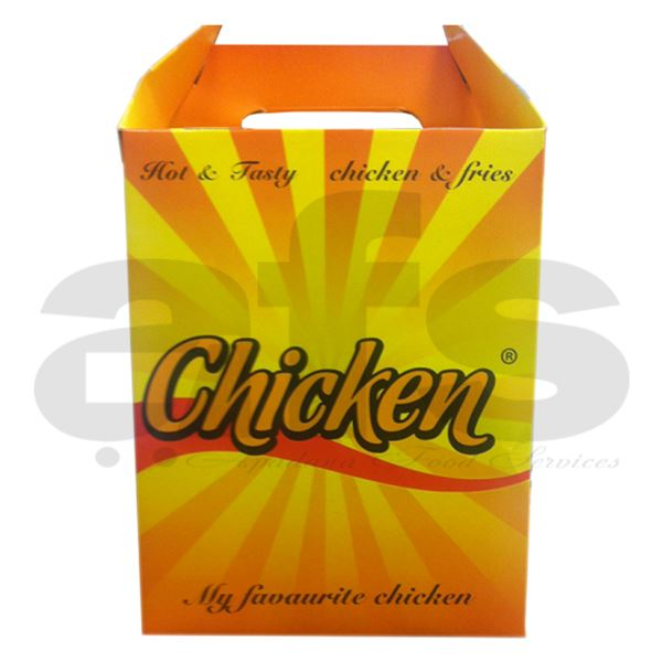 FAMILY CHICKEN BOXES  [100 PCS]