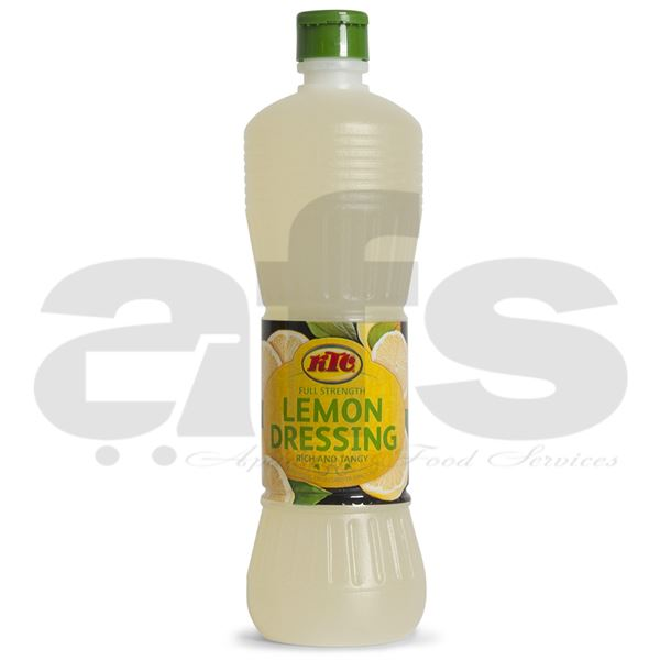 LEMON DRESSING [24 X 400ml]
