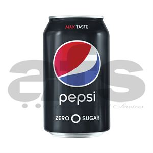 PEPSI MAX CANS [24 X 330ml]