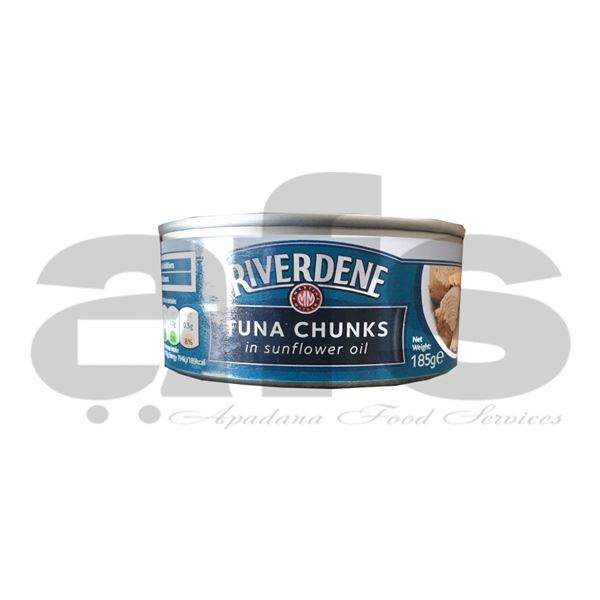 TUNA SMALL TIN OIL [185g]
