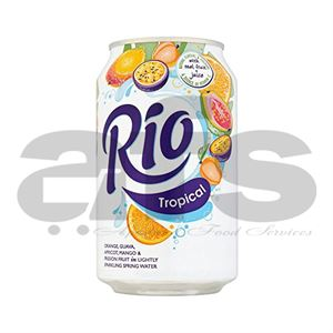 RIO TROPICAL [24 X 330ml]