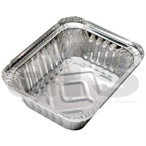 ALUMINIUM CONTAINER 2A SMALL [1000 PCS]