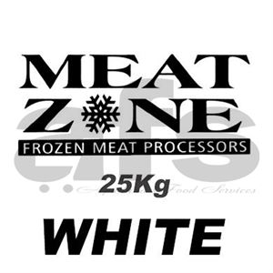 DONER KEBAB - MEAT ZONE - WHITE [25Kg] *H