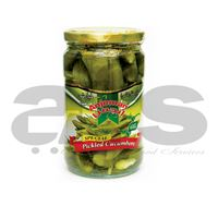 PICKLED CUCUMBER JAR [750g]