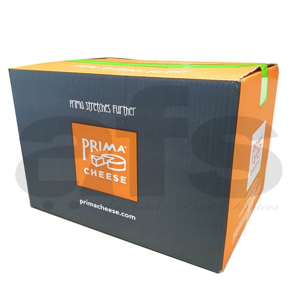 PIZZA CHEESE - PRIMA 100 [6 X 1.8 Kg]