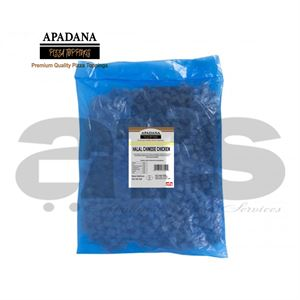 CHINESE CHICKEN DICED HALAL APADANA [1Kg]