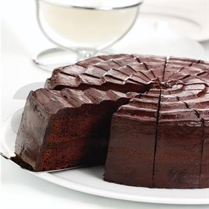 CHOCOLATE FUDGE CAKE [16 PTN]